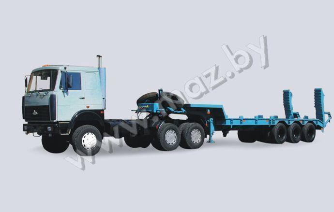 Новый тягач МАЗ 6425 (05, 08), фото 2