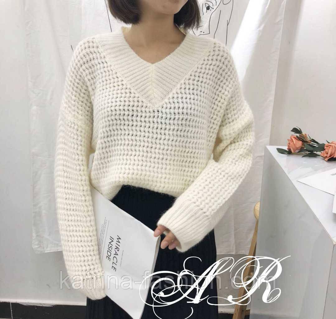 Женский свитер (4 цвета)