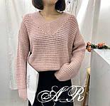 Женский свитер (4 цвета), фото 4