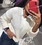Женский свитер (4 цвета), фото 9