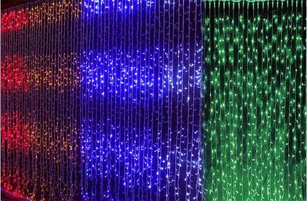 Гирлянда LED 300 лампочек, фото 2