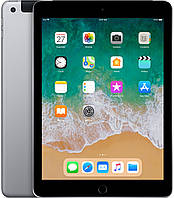 Планшет Apple iPad 2018 9.7 128GB Wi-Fi + Cellular Space Gray (MR7C2) КОД: 303731