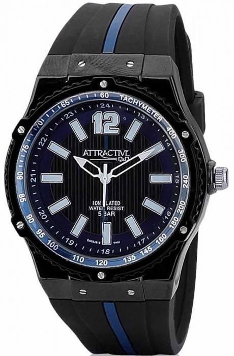 Мужские часы Q&Q DA02J512Y