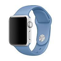 Ремешок для Apple Watch Sport Band 38 mm/40 mm (Azure), фото 1