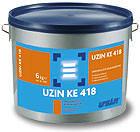 Клеи для ПВХ, бытовых линолеумов, ковролина UZIN KE-418/18 кг