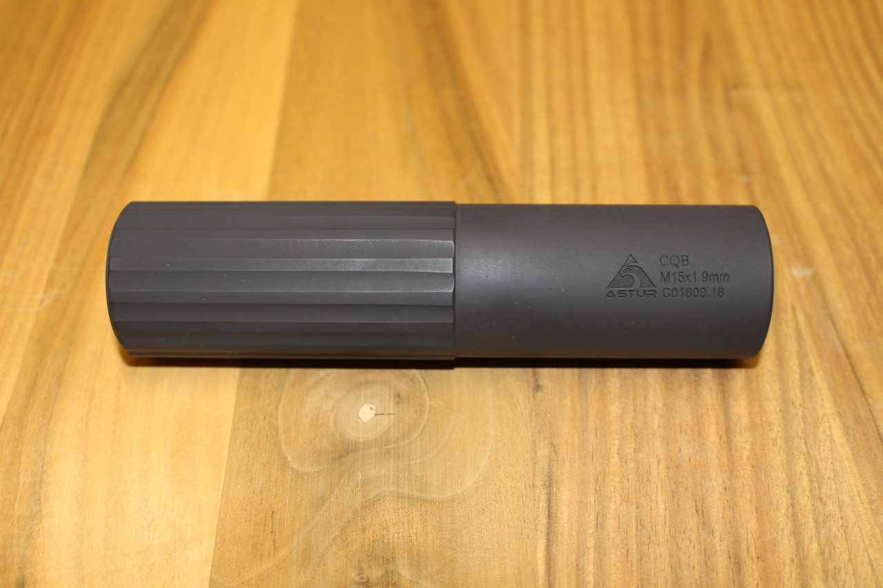 Саундмодератор Astur CQB MP5 (MKE T94) 9mm M15x1