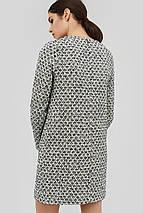 Прямое женское платье из букле (Yanis crd), фото 2