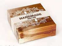 """Коробка  """"Hand Made"""" 1 изделие, фото 1"""