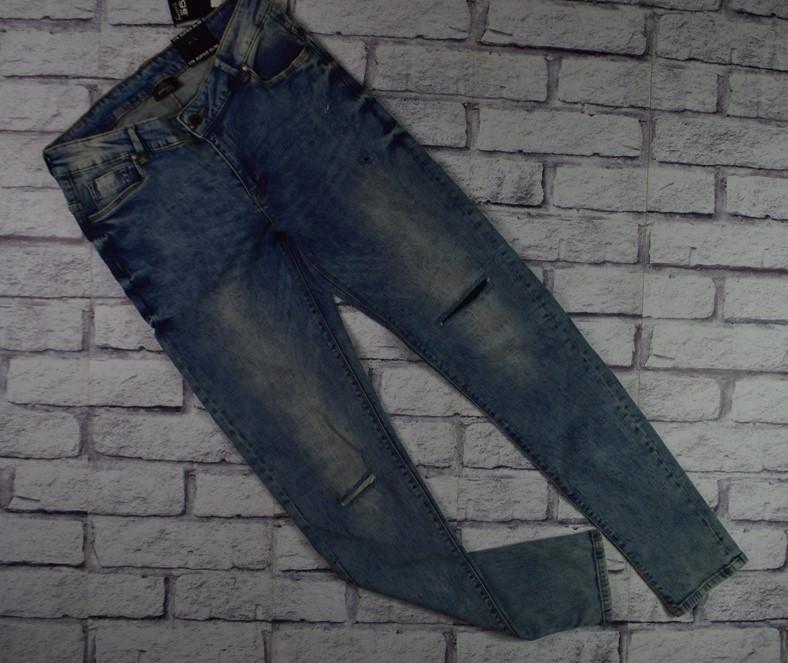 Шикарные подростковые джинсы  от Page young, Германия, на рост 176 см, Slim fit
