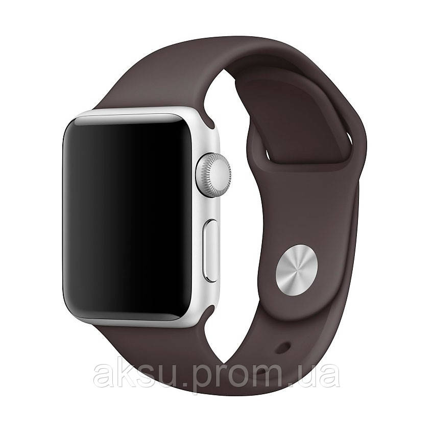 Ремешок для Apple Watch Sport Band 38 mm/40 mm (Cocoa)