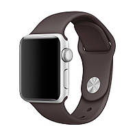 Ремешок для Apple Watch Sport Band 38 mm/40 mm (Cocoa), фото 1