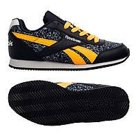 Кросівки Reebok Royal CLJOG 2GR 34.5 (22.5 см) Чорний з оранжевим (VbAW82509)