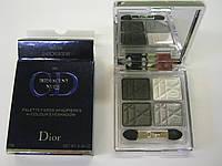 Тени для век Christian Dior Iridescent Nude Palette Fards Apaupieres 4-colour