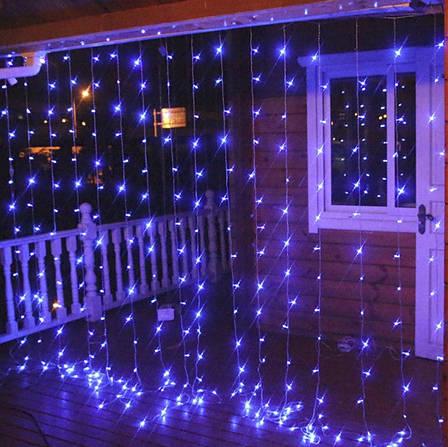 Гирлянда LED 560 лампочек, фото 2