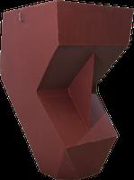 Мусоросброс - гаситель скорости с комлектующими (цепи, карабины)