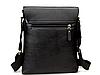 Мужская сумка через плечо Polo Videng Paris. Часы в подарок. Оригинал, фото 3