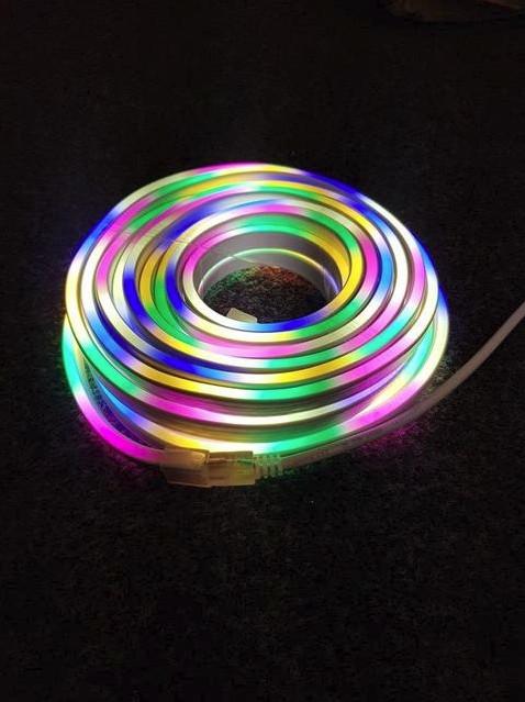 Гирлянда LED лента 10м