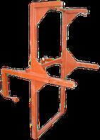 Мусоросброс рама-кронштейн, специальная