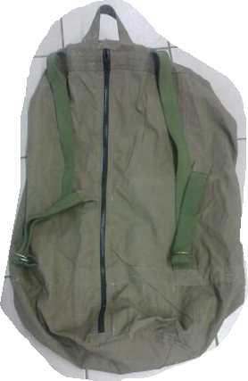 Вещевой мешок солдата
