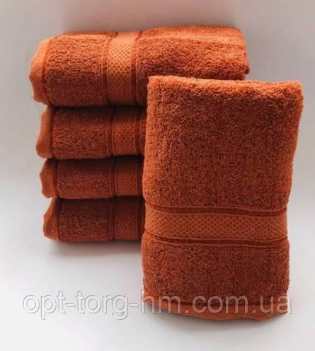 Полотенце оранж