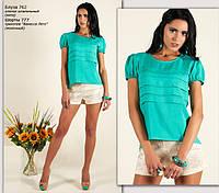 Легкая блуза, фото 1