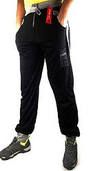 Спортивные мужские штаны с манжетом размер M