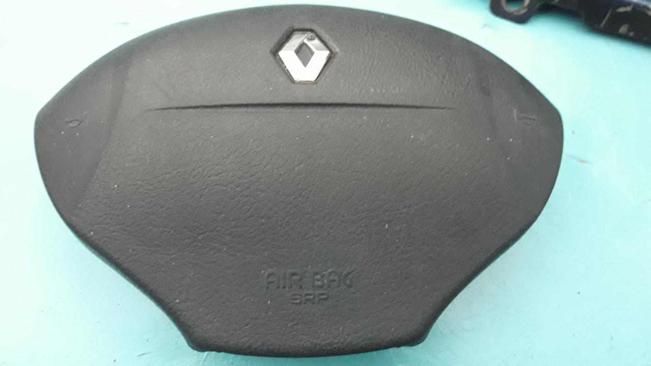 Подушка безопасности Airbag руля Renault Kangoo Scenic MEGANE 550677200