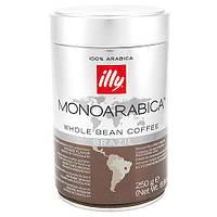 Кофе в зернах ILLY Brazil Monoarabica, 250 г