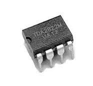 Микросхема TDA2822M DIP-8