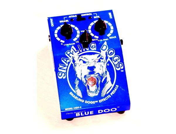Педаль Snarling Dogs Blue Doo SDP-4