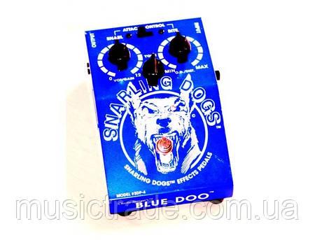 Педаль Snarling Dogs Blue Doo SDP-4