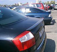 Спойлер Audi A4 B6 (липспойлер)