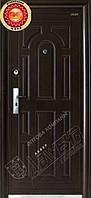 Двери утепленные, входные, бронированные, стальные - 12-4