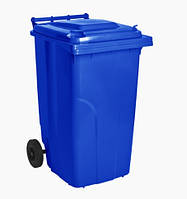 Бак сміттєвий ТМ Алеана  240л. (синій) 122068