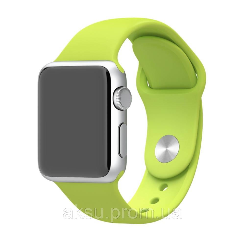 Ремешок для Apple Watch Sport Band 38 mm/40 mm (Green)