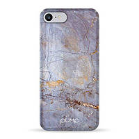 Чехол Pump Plastic Fantastic Case for iPhone 8/7 Sky Marble