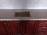 Кухонная мебель из ясеня, кухня из натурального дерева, фото 4