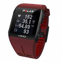 Спортивные часы Polar V800 HR Red NEW (90060774)