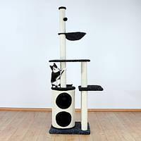 Игровой комплекс-когтеточка для кошек Trixie Maqueda (43667)