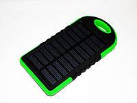Повер банк Power Bank Solar 10000 mAh на солнечных батареях, фото 6
