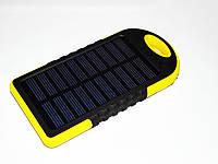 Повер банк Power Bank Solar 10000 mAh на солнечных батареях, фото 4