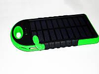 Повер банк Power Bank Solar 10000 mAh на солнечных батареях, фото 2