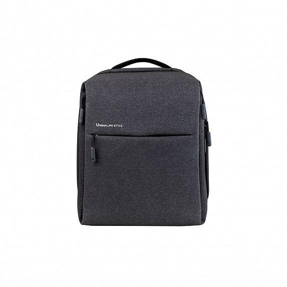 Рюкзак Xiaomi Mi Minimalist Urban Backpack Dark Grey ZJB4067GL