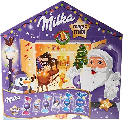 Адвент Календарь Milka Magic Mix, 204 грамм