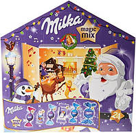 Адвент Календарь Milka Magic Mix, 204 грамм