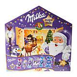 Адвент Календарь Milka Magic Mix, 204 грамм , фото 3