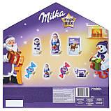 Адвент Календарь Milka Magic Mix, 204 грамм , фото 4