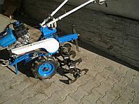 Бензиновый  мотоблок, фото 1