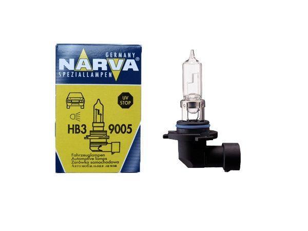 Галогенная лампа NARVA 48005 HB3 12V 60W P20d