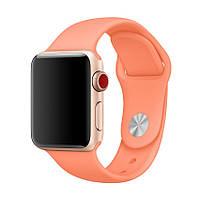 Ремешок для Apple Watch Sport Band 38 mm/40 mm (Peach)